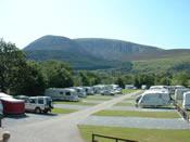 Bryn Gloch Caravan and Camping Park, Caernarfon,Gwynedd,Wales