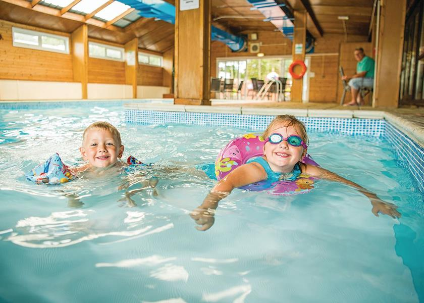 Woodland Vale Holiday Park, Narberth,Pembrokeshire,Wales