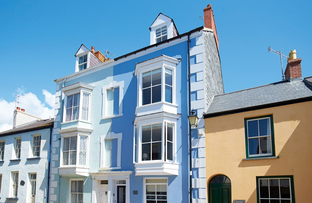 High House is located in Tenby