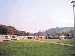 Glanlerry Caravan Park, Borth,Ceredigion,Wales