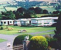 Bank Farm Caravan Park, Welshpool,Powys,Wales