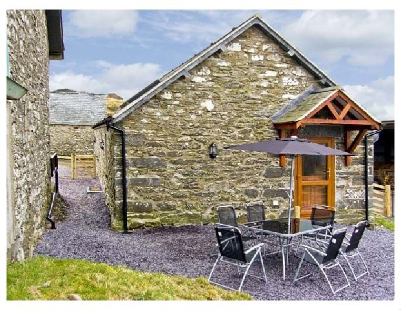 Ty Isaf Penrhyddion a british holiday cottage for 5 in ,