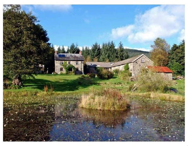 Click here for more about Cwm Bedw Farmhouse