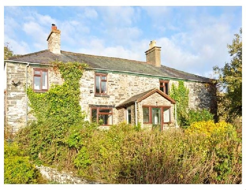 Hendre Aled Farmhouse a british holiday cottage for 12 in ,
