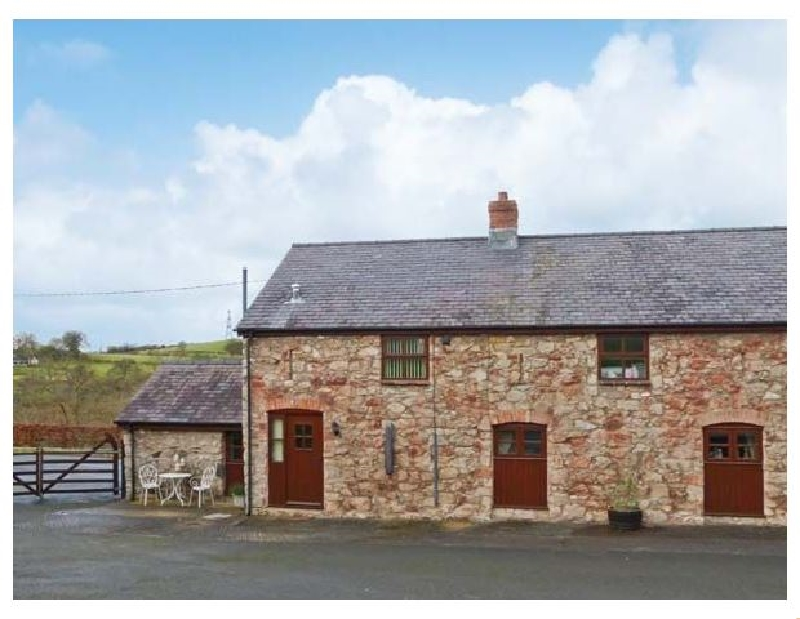 Click here for more about Graig Fawr Cottage