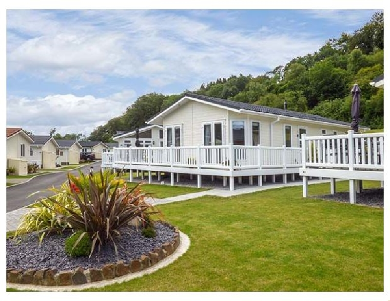 Click here for more about Cwtch Lodge 42