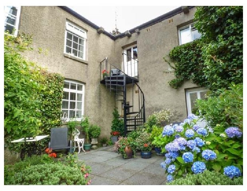 Click here for more about Mill Brow Apartment