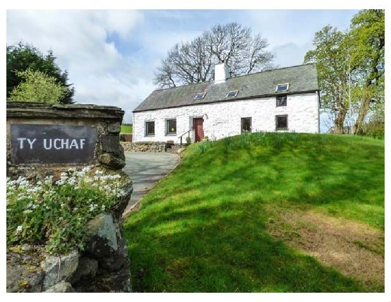 Click here for more about Ty Uchaf