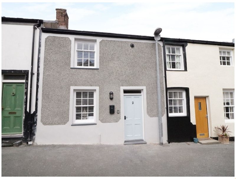 Sandy Shell Cottage a british holiday cottage for 2 in ,