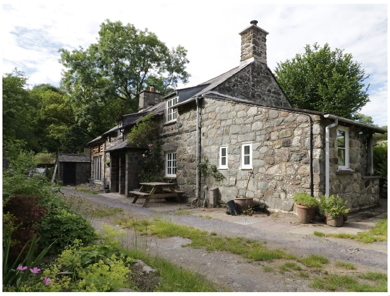 Details about a cottage Holiday at Bronant