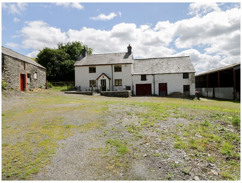 Maerdy Cottage a british holiday cottage for 6 in ,