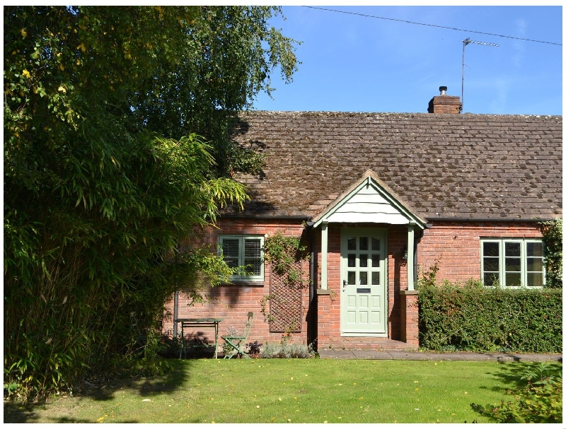 Click here for more about The Moors Cottage