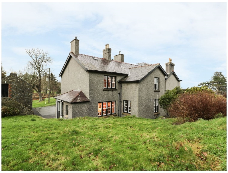 Click here for more about North Wing at Penmaen