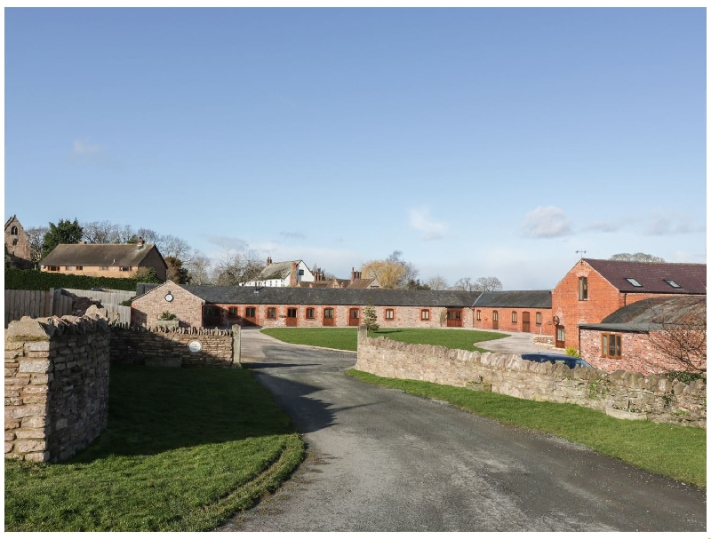 Click here for more about The Old Sheep Shed