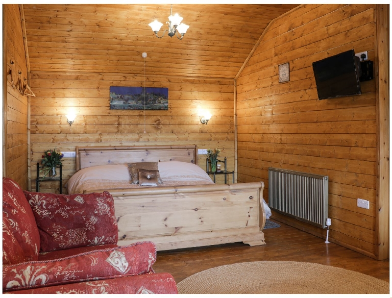 Click here for more about The Gathering - Blossom Cabin