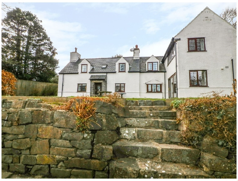 Lleferin a british holiday cottage for 7 in ,