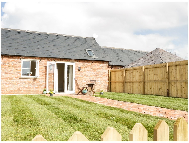 Click here for more about Middle Cottage