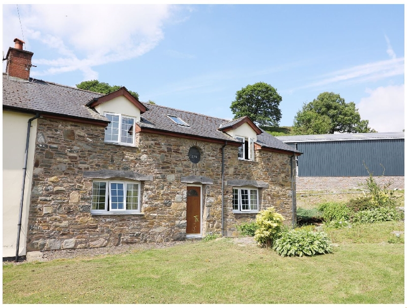 Click here for more about Cefn Cottage