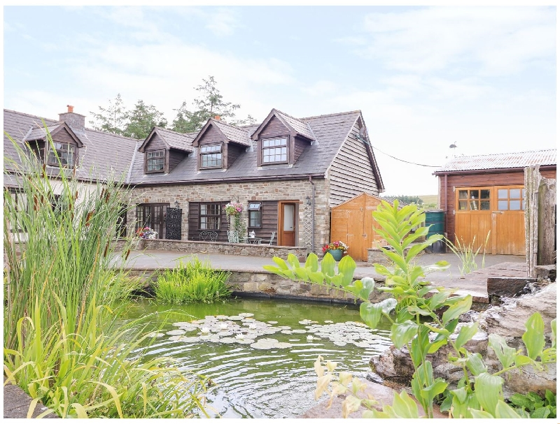 Click here for more about Lily Pond Cottage