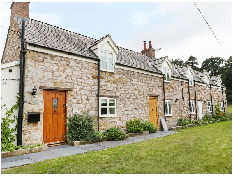 Click here for more about Bryn Farm Cottage