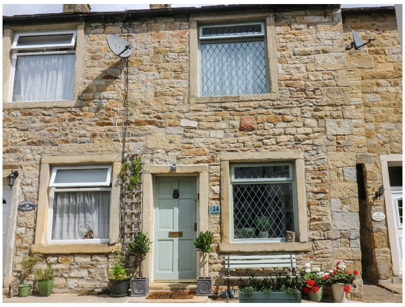 Click here for more about Woodman Cottage
