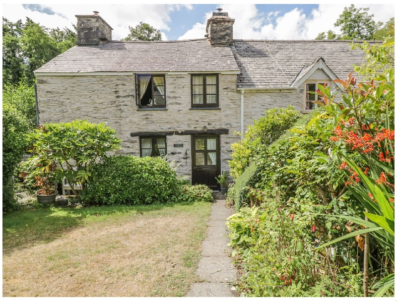 Click here for more about Glanrhyd Cottage
