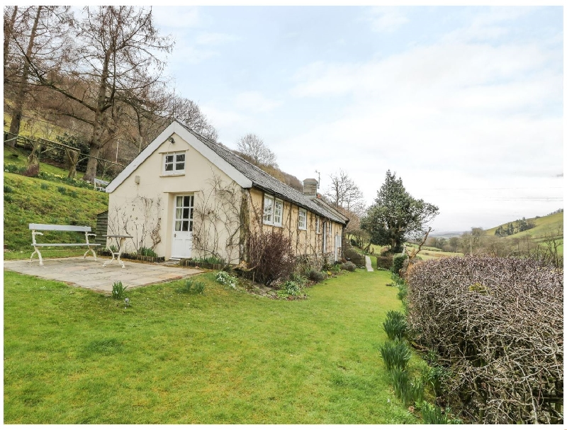 Click here for more about Dolgenau Hir - The Barn