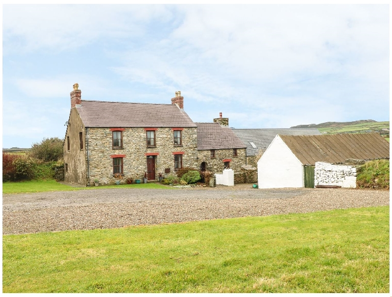 Click here for more about Gwryd Bach Farmhouse