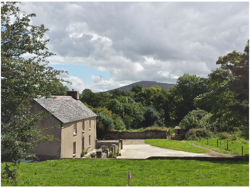 Click here for more about Rhostwarch Old Farm House