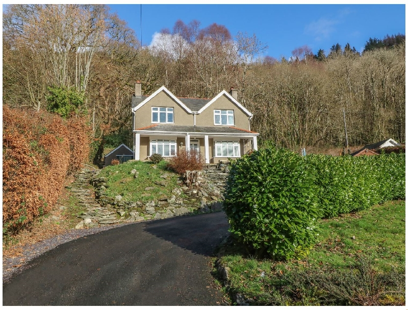 Details about a cottage Holiday at Coedfryn