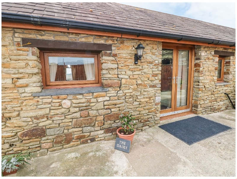 The Dairy a british holiday cottage for 4 in ,