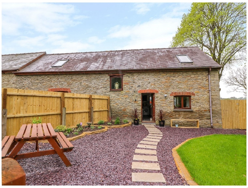 Click here for more about Cysgod Y Llan Isaf Cottage