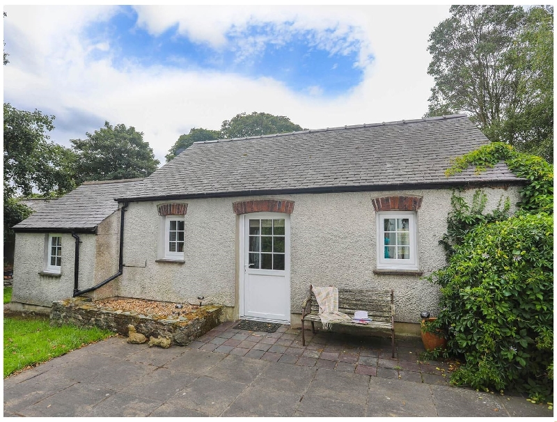 Glan Aber a british holiday cottage for 2 in ,