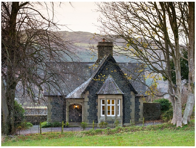 Click here for more about Plas Madoc Lodge