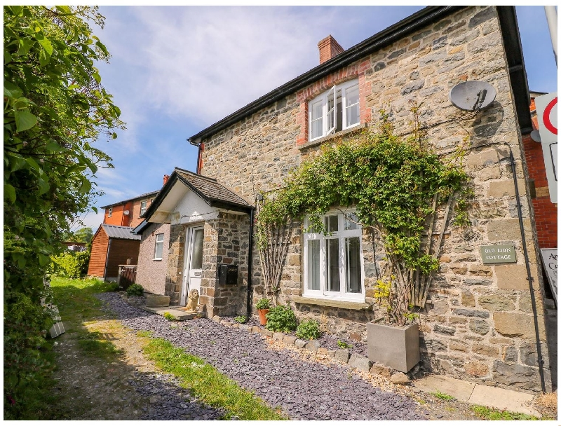 Click here for more about Old Lion Cottage