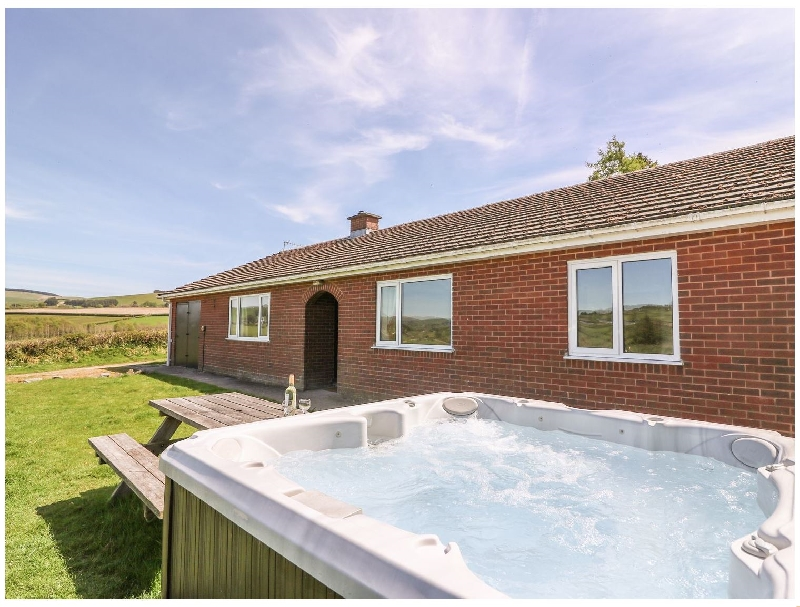 Click here for more about Glanyrafon Bungalow