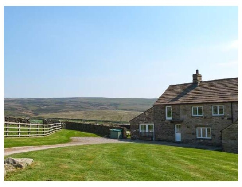 Click here for more about Higher Croasdale Farmhouse