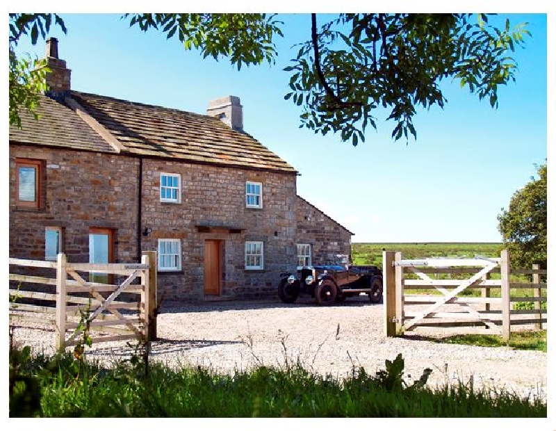 Click here for more about Lower Croasdale Farmhouse