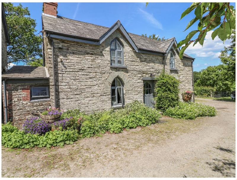 Maesgwyn a british holiday cottage for 4 in ,