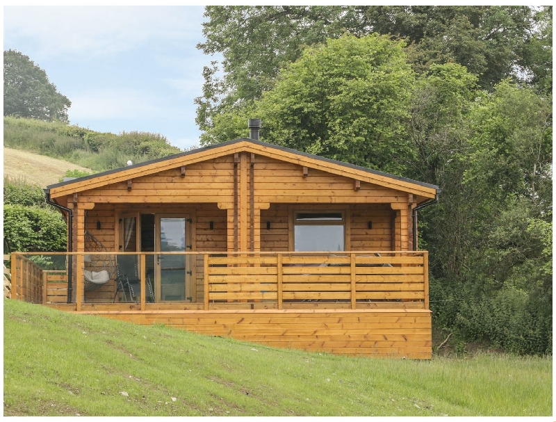 Click here for more about Manor Farm Lodges - Red Kite Lodge