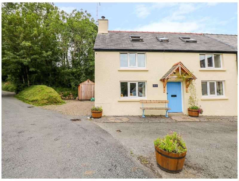 Click here for more about 1 Mill Farm Cottages