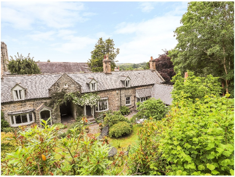 Click here for more about Eyton Cottage