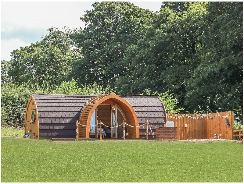 Details about a cottage Holiday at Dandelion @ Hedgerow Luxury Glamping