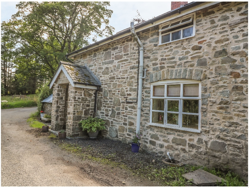 Click here for more about Preacher's Cottage