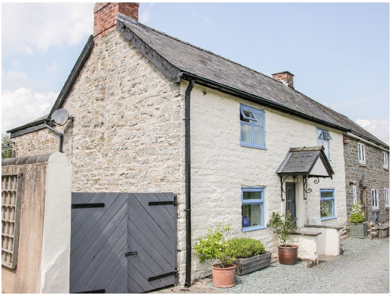 Click here for more about 1 Garden Cottages