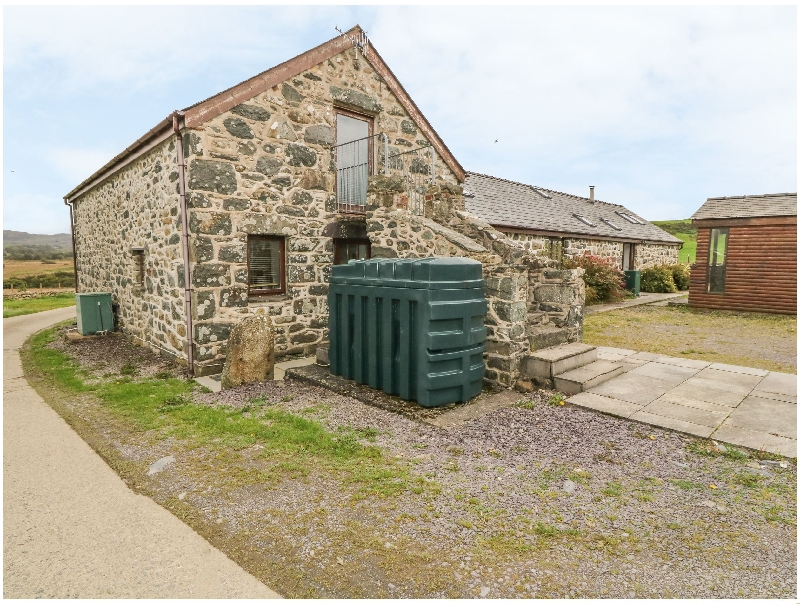 Y Stabal a british holiday cottage for 5 in ,