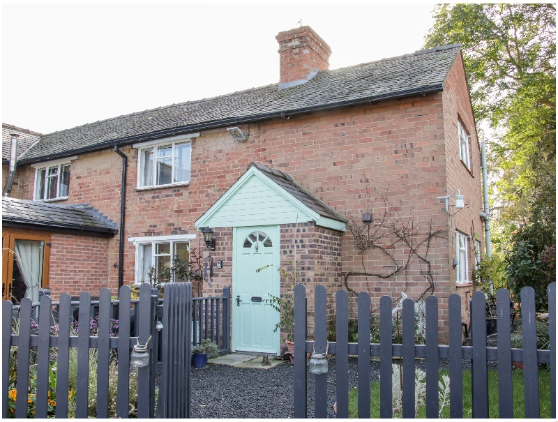 Click here for more about Ensdon Lea Cottage